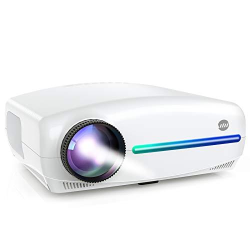 VIVIMAGE Explore 3 Projector for Outdoor...