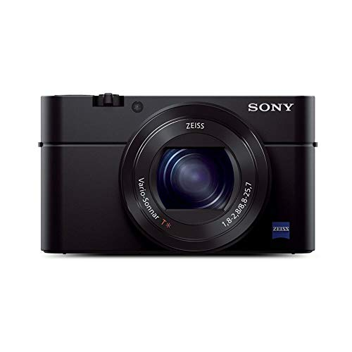 Sony RX100 III 20.1 MP Premium Compact...
