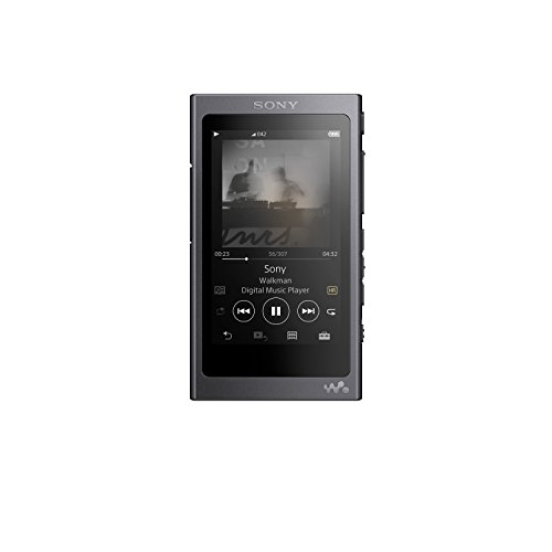Sony NW-A45/B Walkman with Hi-Res Audio,...