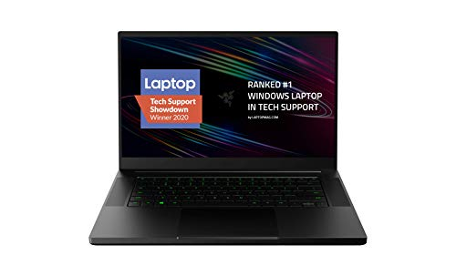 Razer Blade 15 Base Gaming Laptop 2020:...