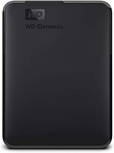 WD 2TB Elements Portable External Hard...