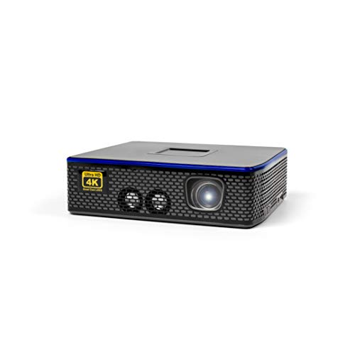 AAXA 4K1 LED Home Theater Projector,...
