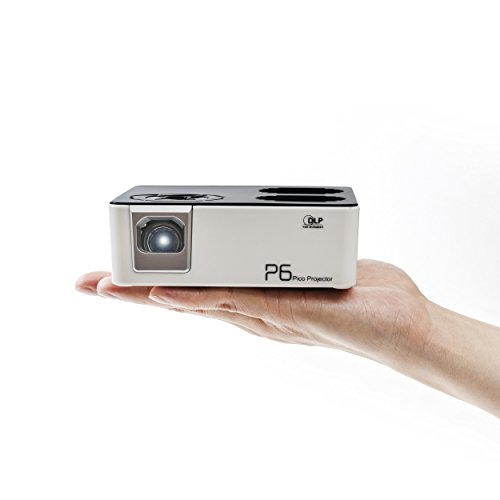 AAXA P6 Mini LED Projector with...