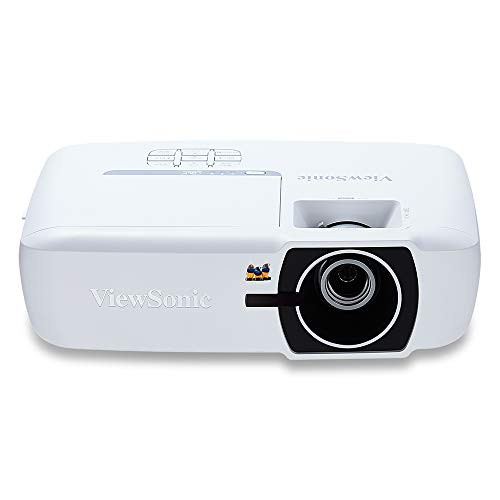 ViewSonic 1080p Projector with Rgbrgb...
