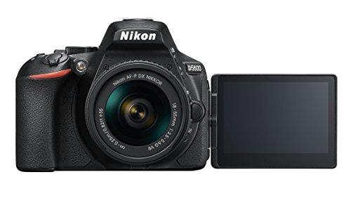 D5600 DX-Format Digital SLR w/AF-P DX...