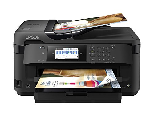 Epson WorkForce WF-7710 Color Inkjet...