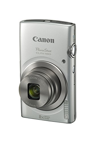 Canon PowerShot ELPH 180 Digital Camera...