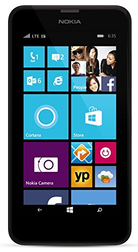 Nokia Lumia 635 AT&T (Black) - Carrier...