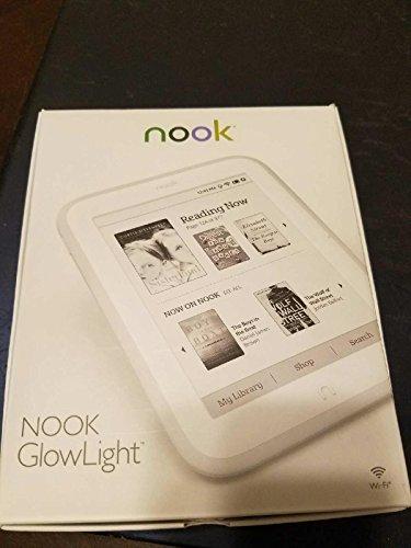Nook GLOWLIGHT eBook Reader - 4GB -...