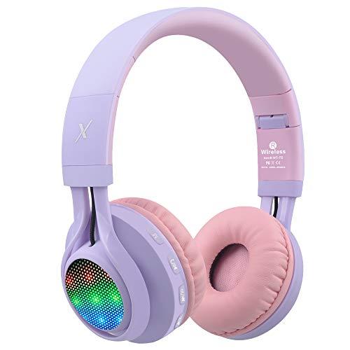 Riwbox WT-7S Bluetooth Headphones Light...