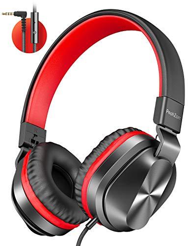 PeohZarr On-Ear Headphones with...
