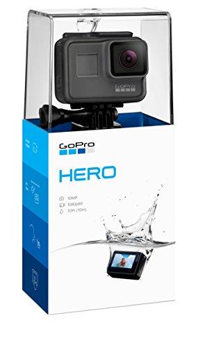 GoPro Hero — Waterproof Digital Action...