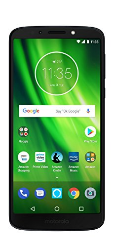 Moto G6 Play with Alexa Push-to-Talk –...