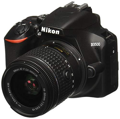 Nikon D3500 W/ AF-P DX NIKKOR 18-55mm...
