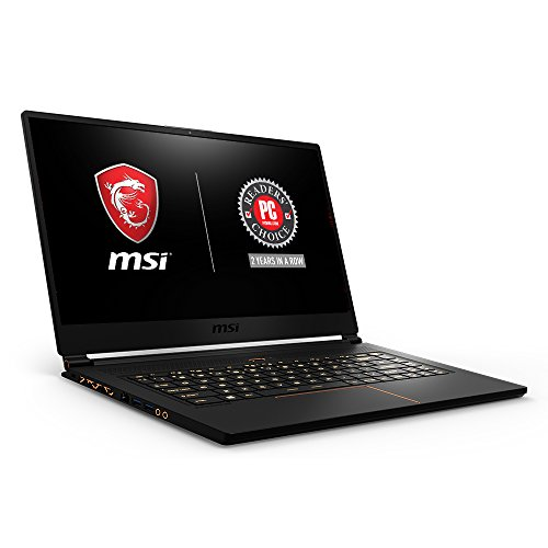 MSI GS65 Stealth THIN-051 15.6' 144Hz...