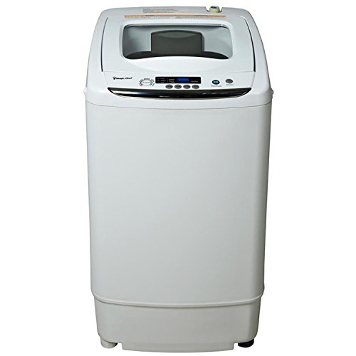 Magic Chef White MCSTCW09W1 0.9 cu. ft....