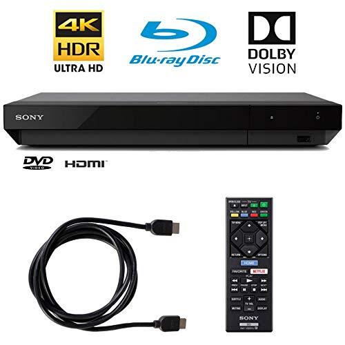 Sony 4K Ultra HD Blu Ray Player with 4K...
