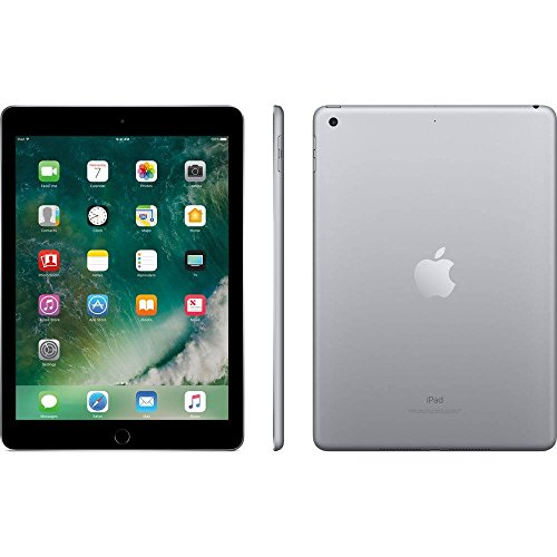Apple iPad 9.7 with WiFi, 128GB- Space...