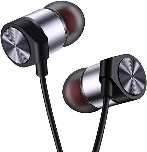 in Ear Headphones Wired Earbud with...
