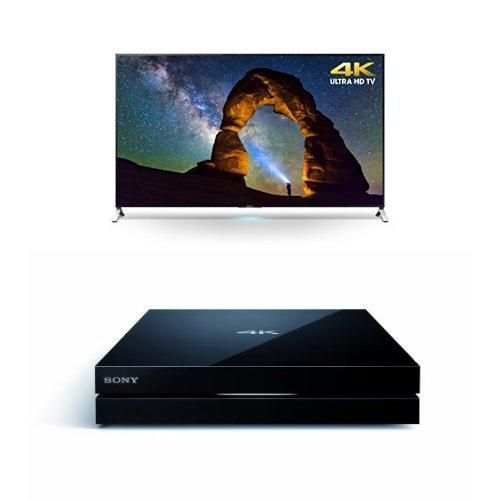 Sony XBR75X910C 75-Inch 4K Ultra HD 3D...