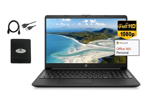 2021 Newest HP 15.6' FHD 1080P IPS...