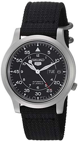 Seiko Men's SNK809 Seiko 5 Automatic...