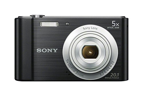 Sony DSCW800/B 20.1 MP Digital Camera...