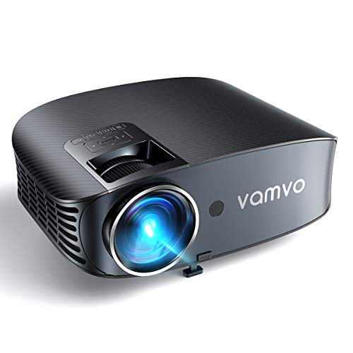 Video Projector, Outdoor Movie Projector...