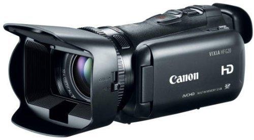 Canon VIXIA HF G20 Camcorder with 10x HD...