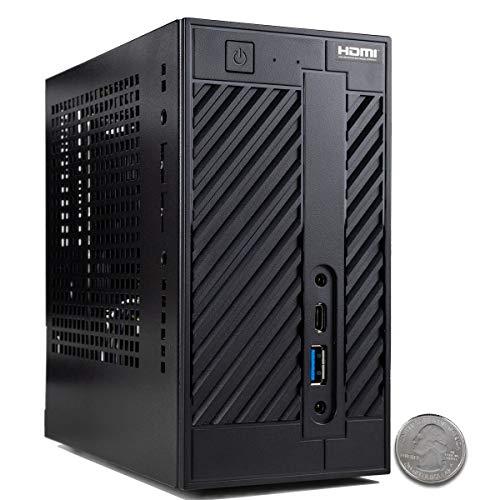 CUK AsRock DeskMini A300W Tiny Desktop...