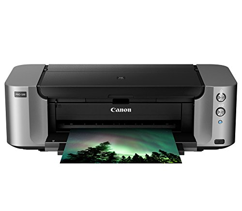 Canon Pixma Pro-100 Wireless Color...