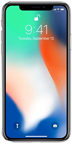 Apple iPhone X, GSM Unlocked 5.8', 64 GB...