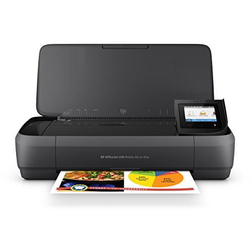 HP OfficeJet 250 All-in-One Portable...
