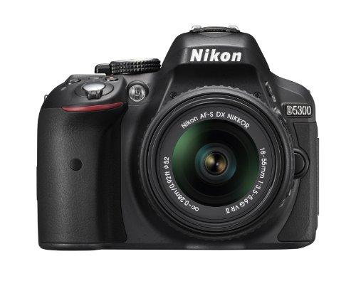 Nikon D5300 24.2 MP CMOS Digital SLR...