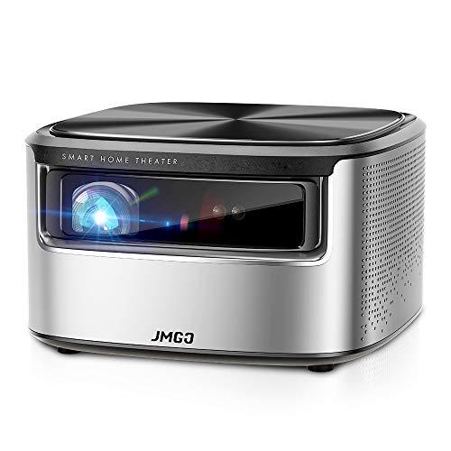 JMGO N7 Native 1080P Projector, 4K...