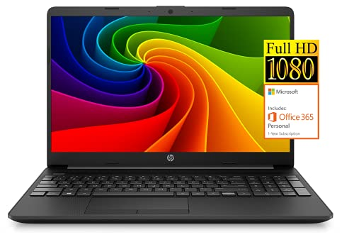 2021 Newest HP Notebook 15 Laptop, 15.6'...