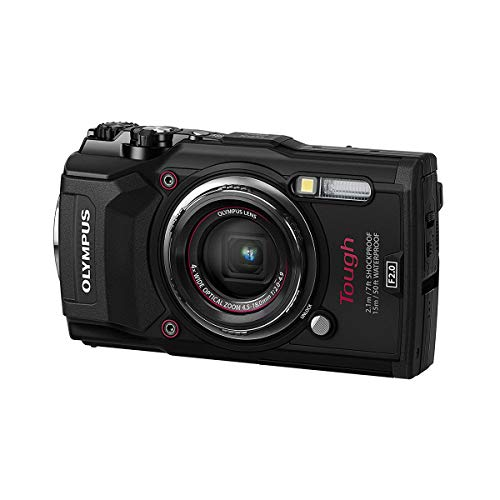 Olympus TG-5 Waterproof Camera with...