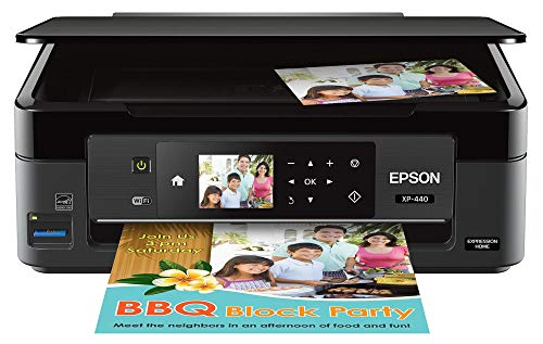 Epson Expression Home XP-440 Wireless...