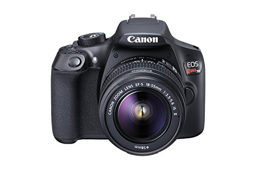 (Renewed) Canon EOS Rebel T6 Digital SLR...