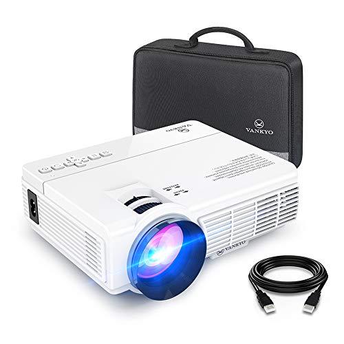 VANKYO LEISURE 3 Mini Projector, 1080P...