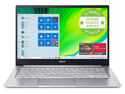 Acer Swift 3 Thin & Light Laptop, 14'...