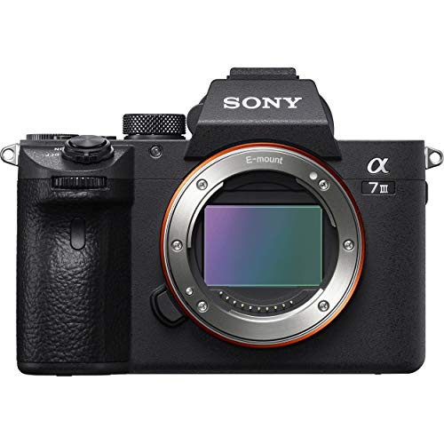Sony a7 III ILCE7M3/B Full-Frame...