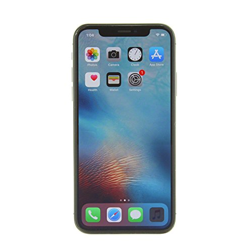 Apple iPhone X, 64GB, Space Gray - Fully...