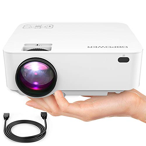 DBPOWER L12 Mini Projector, 176'' 3000L...