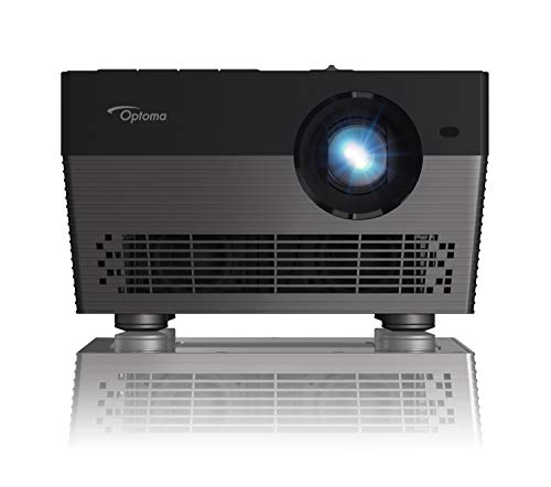 Optoma UHL55 4K LED Smart Projector with...