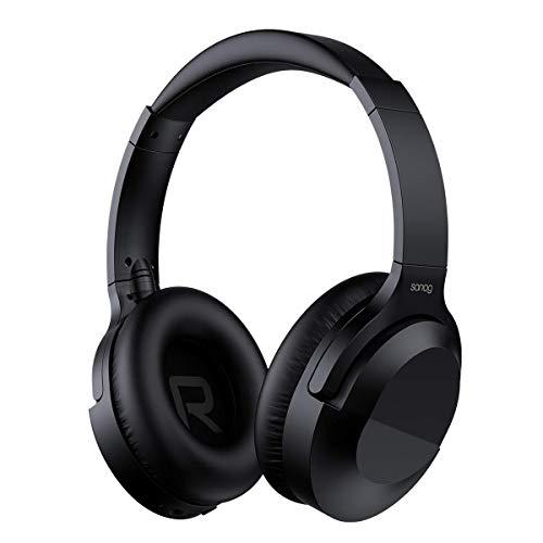 Active Noise Cancelling Headphones,SANAG...