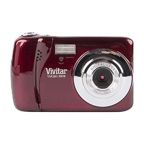 Vivitar VX018 Selfie Cam Digital Camera,...