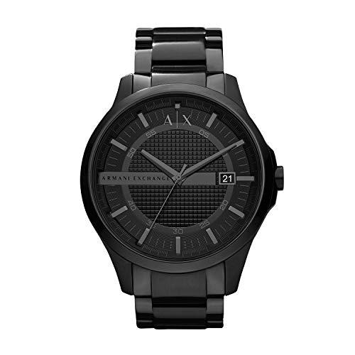 Armani Exchange Men's AX2104  Black...