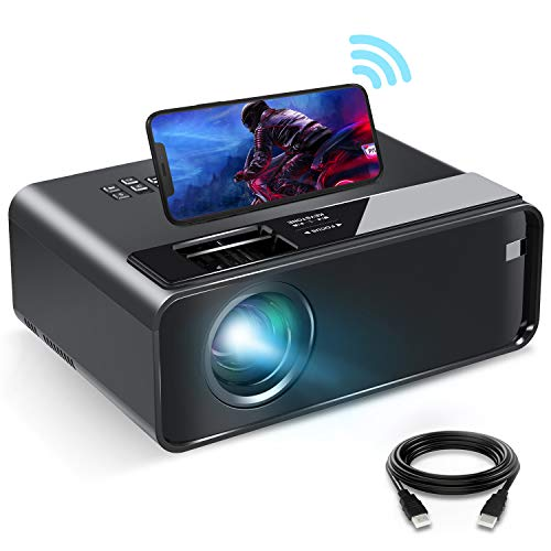 Mini Projector for iPhone, ELEPHAS 2020...