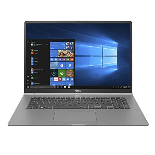 LG gram Thin and Light Laptop - 17'...